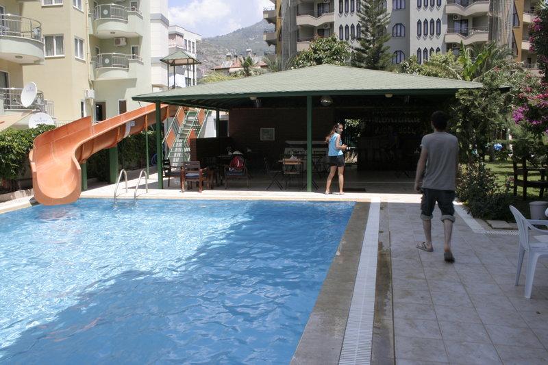 The S Apart & Suites Hotel Pool