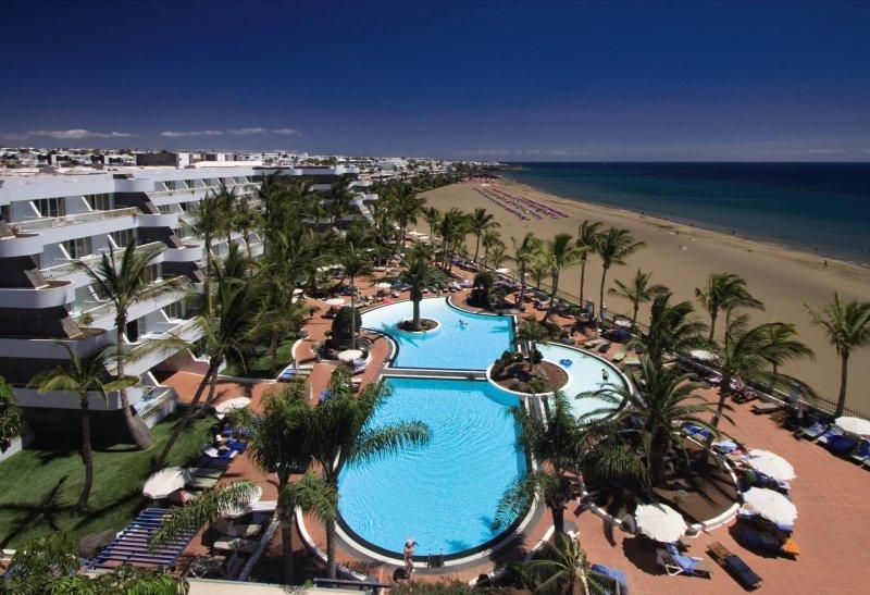 Suite Hotel Fariones PlayaAuߟenaufnahme