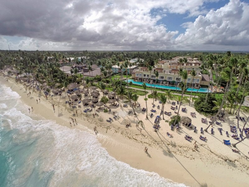 Grand Palladium Bavaro Suites Resort & SpaAuߟenaufnahme