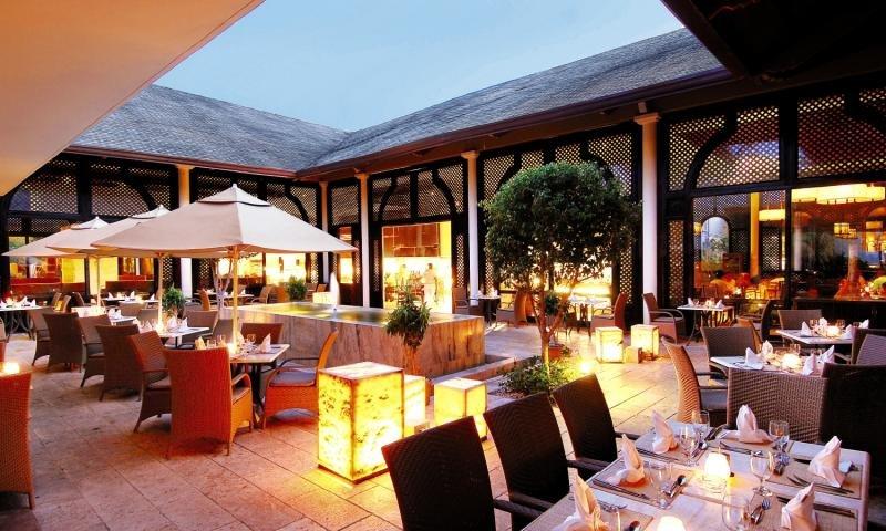 Melia Caribe TropicalRestaurant