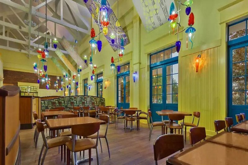 Disney´s Saratoga Springs Resort & Spa Restaurant