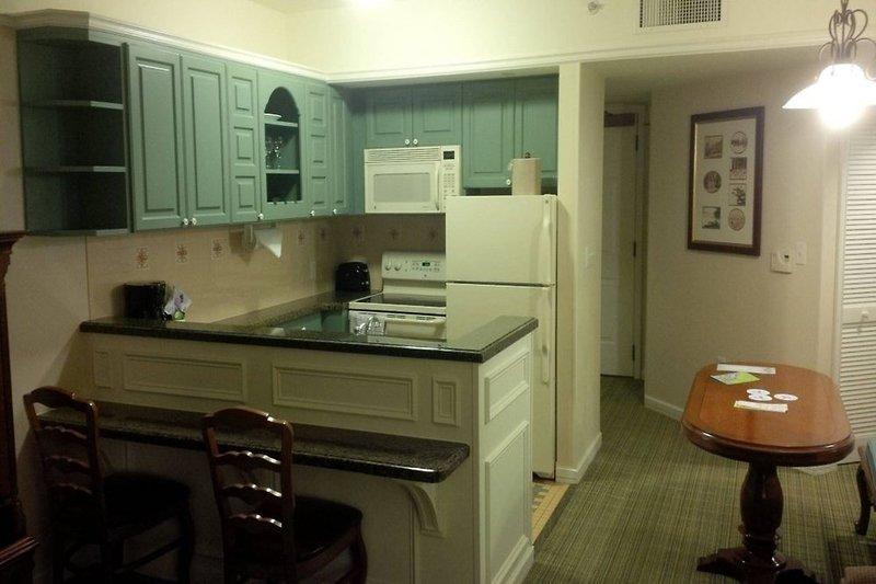 Disney´s Saratoga Springs Resort & Spa Wohnbeispiel