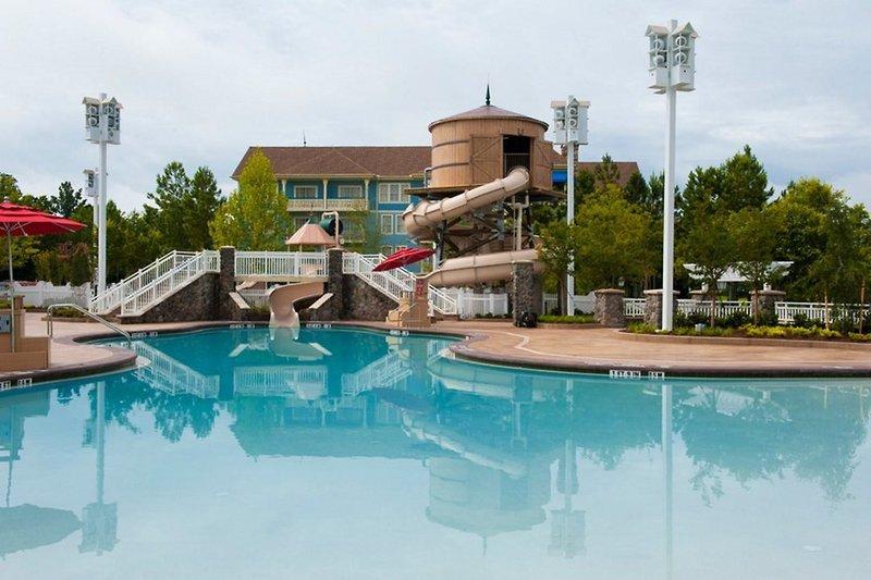 Disney´s Saratoga Springs Resort & Spa Pool