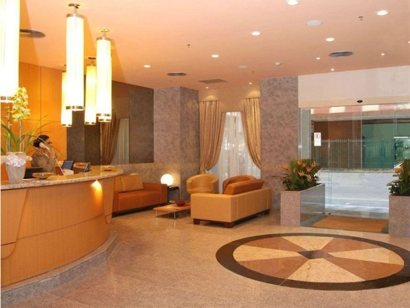Windsor Asturias Hotel Lounge/Empfang