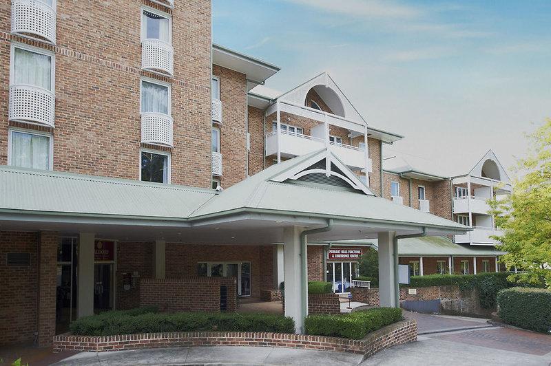 Pennant Hills Waldorf Apartment Hotel Außenaufnahme