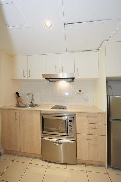 Pennant Hills Waldorf Apartment Hotel Badezimmer