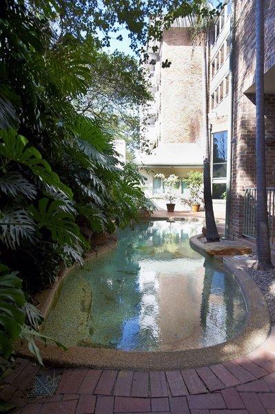 Pennant Hills Waldorf Apartment Hotel Garten