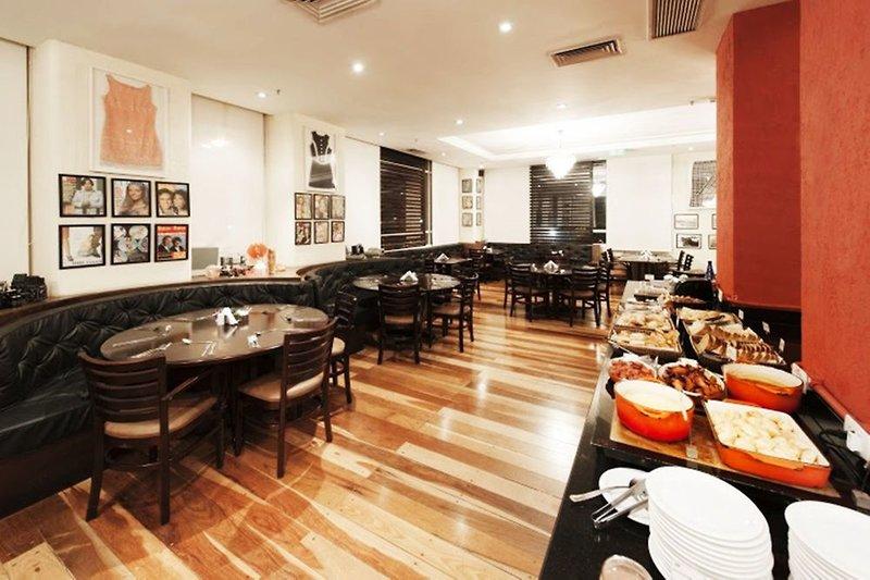 Quality Suites Alphaville Restaurant
