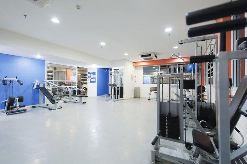 Quality Suites Alphaville Sport und Freizeit