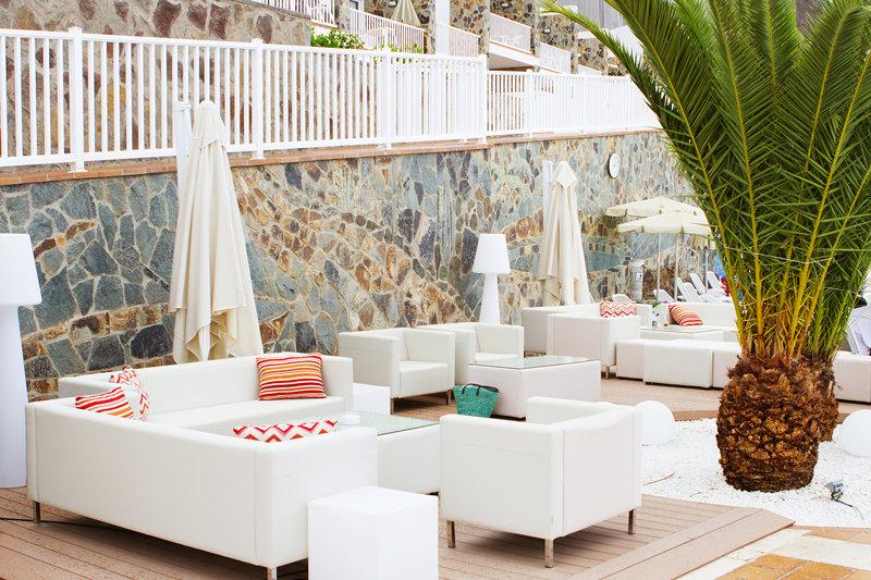 Altamadores Lounge/Empfang