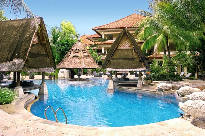 The Tanjung Benoa Beach ResortPool