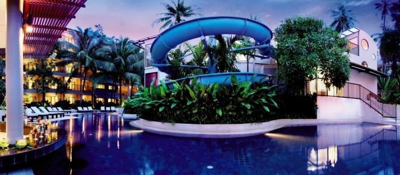 Novotel Phuket Surin Beach ResortPool