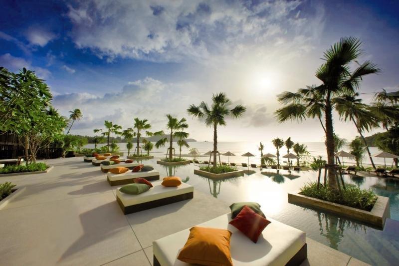 Pullman Phuket Panwa Beach ResortTerasse
