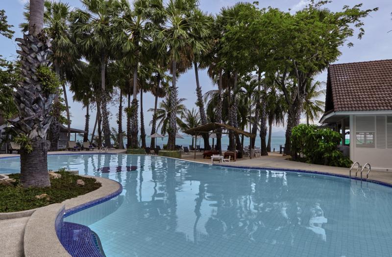 Paradise Beach ResortPool