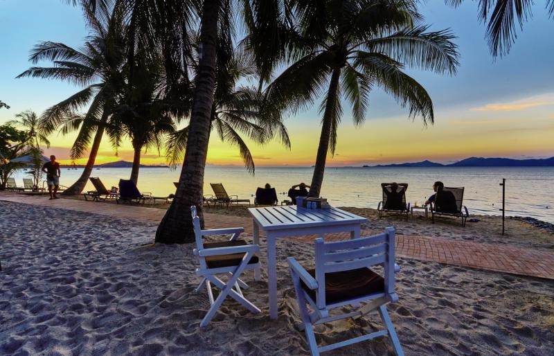 Paradise Beach ResortStrand