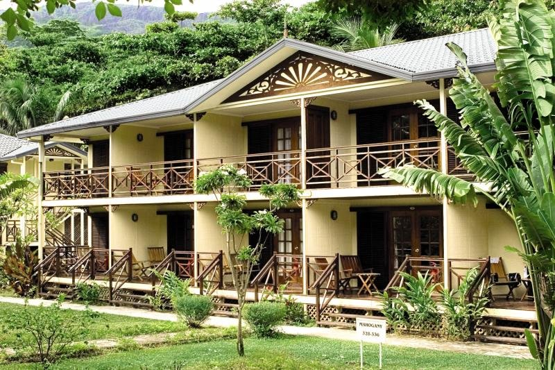 Berjaya Beau Vallon Bay Resort & CasinoAuߟenaufnahme
