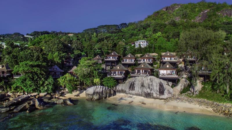 Hilton Seychelles Northolme Resort & SpaLandschaft