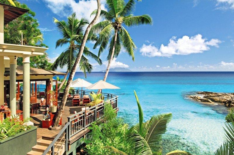 Hilton Seychelles Northolme Resort & SpaTerasse