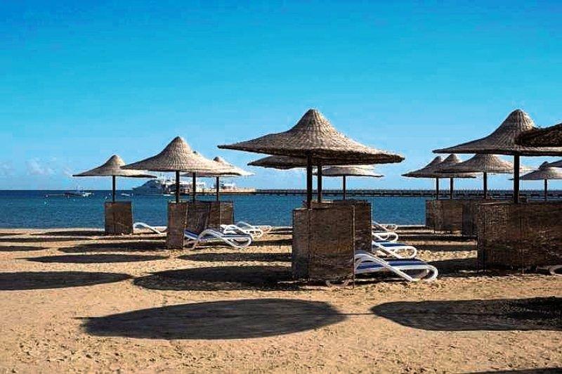 Cleopatra Luxury Resort Makadi BayStrand