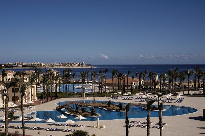 Cleopatra Luxury Resort Makadi BayAuߟenaufnahme