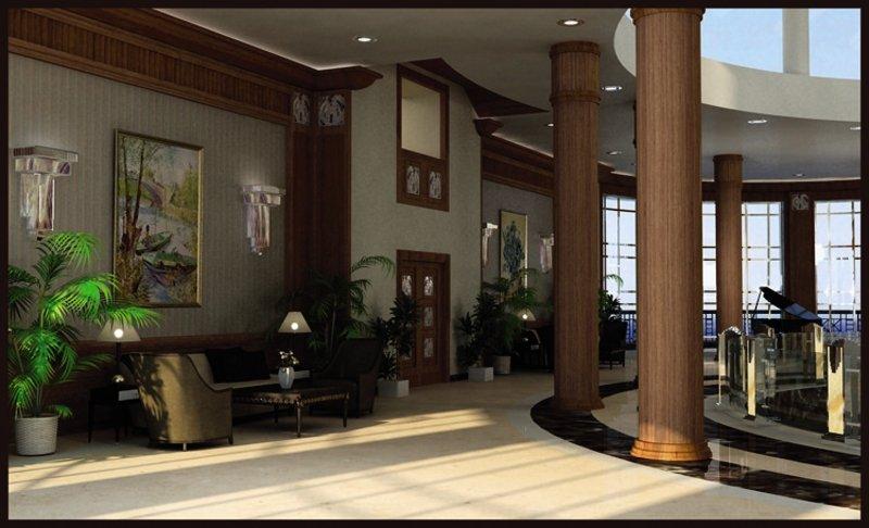 Stella Di Mare Beach Hotel & SpaLounge/Empfang