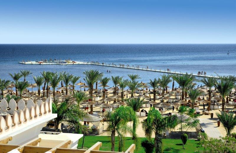 Albatros Palace ResortStrand