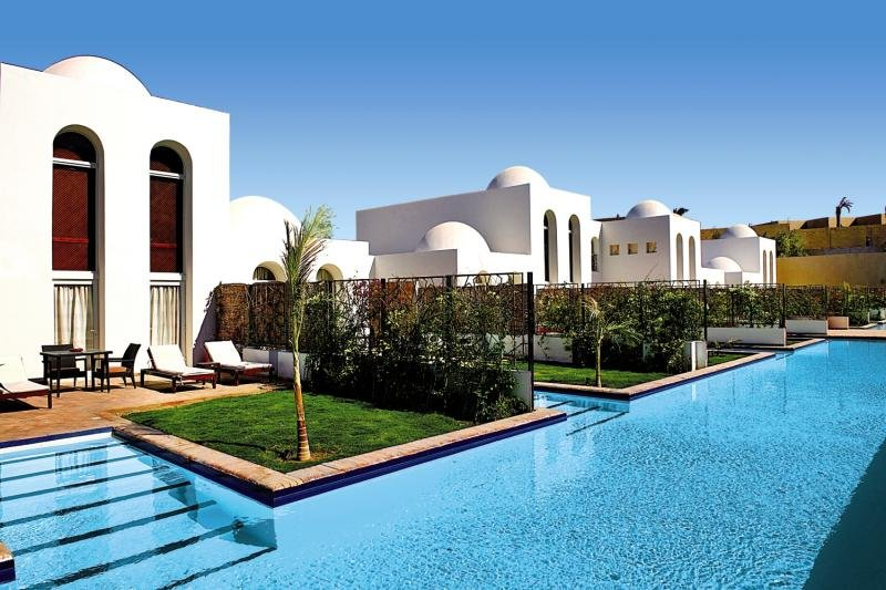 Fort Arabesque Resort, Spa & VillasAuߟenaufnahme