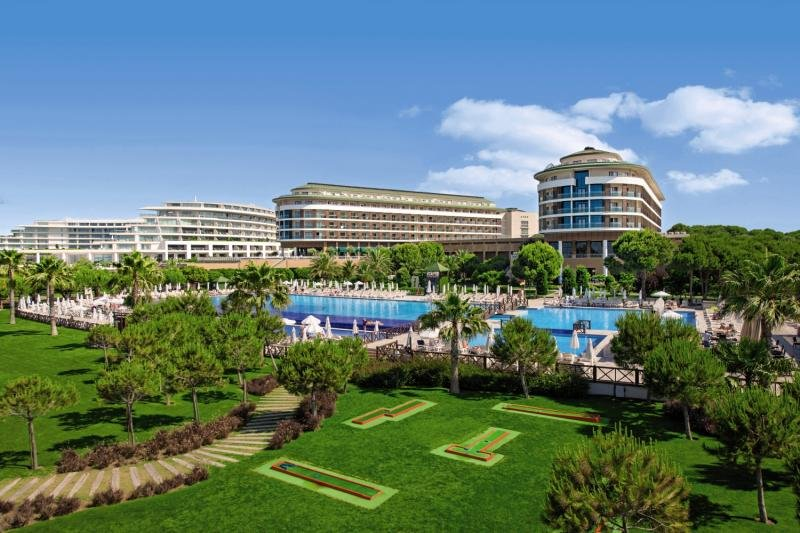 Voyage Belek Golf & SpaAuߟenaufnahme