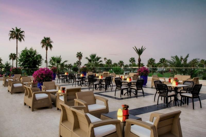 IC Hotels Santai Family ResortTerasse