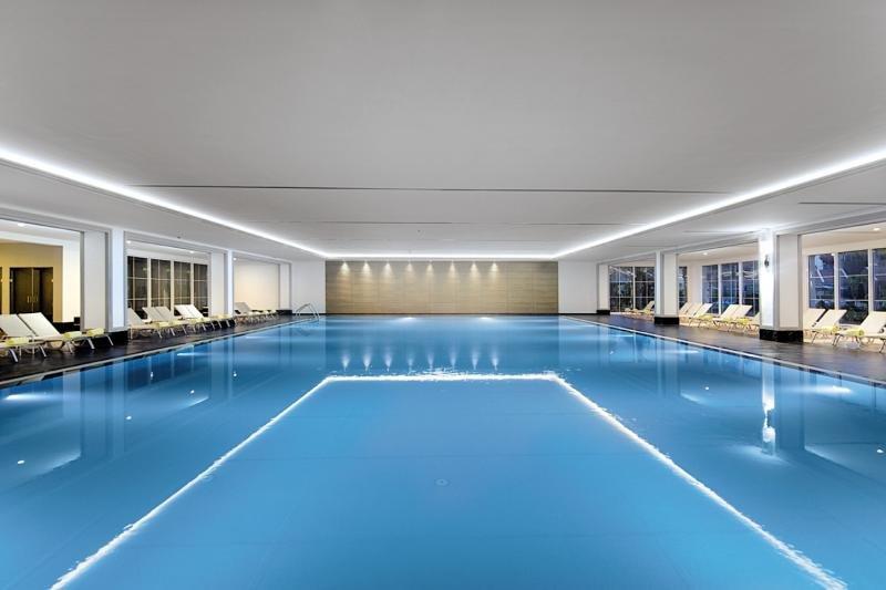 IC Hotels Santai Family ResortHallenbad