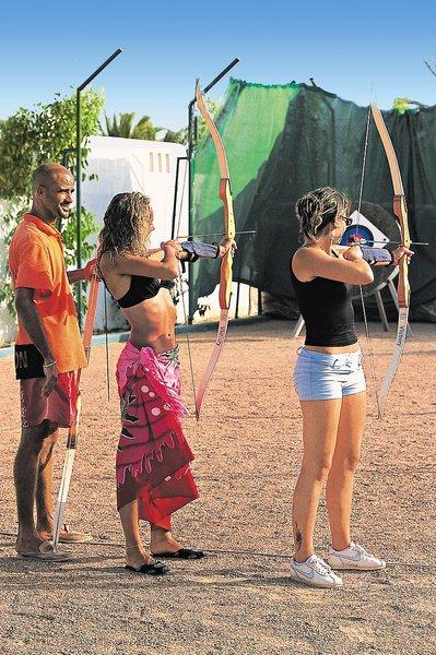 Vincci Djerba ResortSport und Freizeit