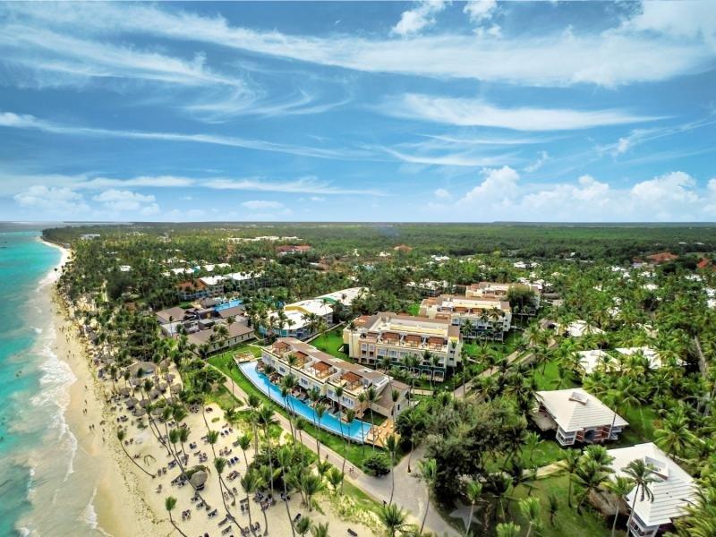 Grand Palladium Bavaro Suites Resort & SpaAuߟenaufnahme