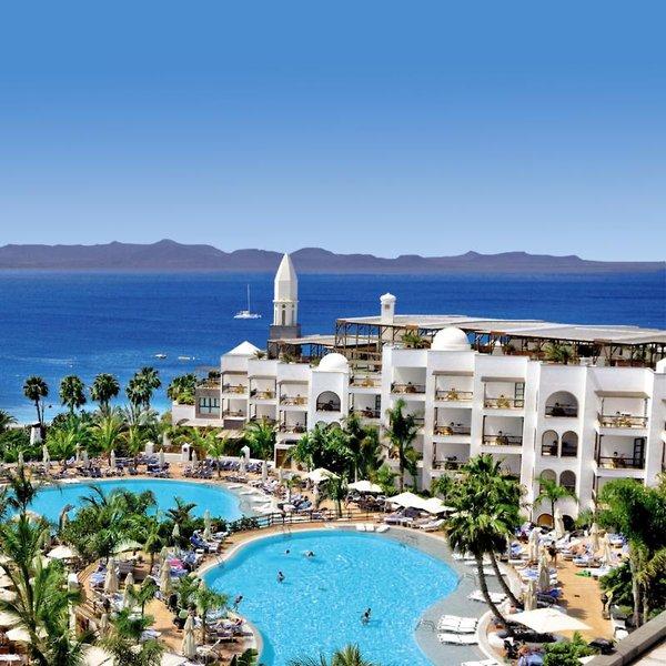 Princesa Yaiza Suite Hotel ResortAuߟenaufnahme