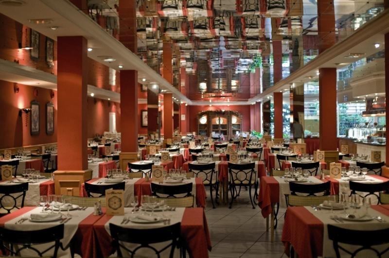 La Quinta Park Suites & SpaRestaurant