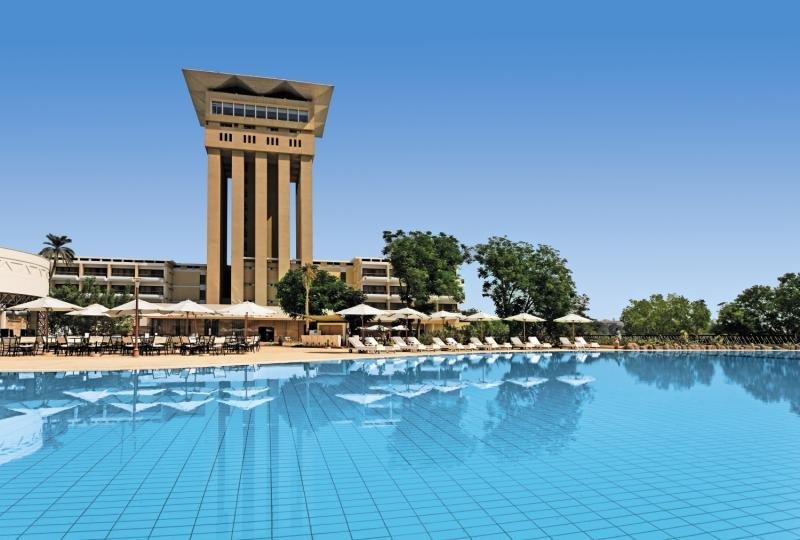 Mövenpick Resort AswanPool