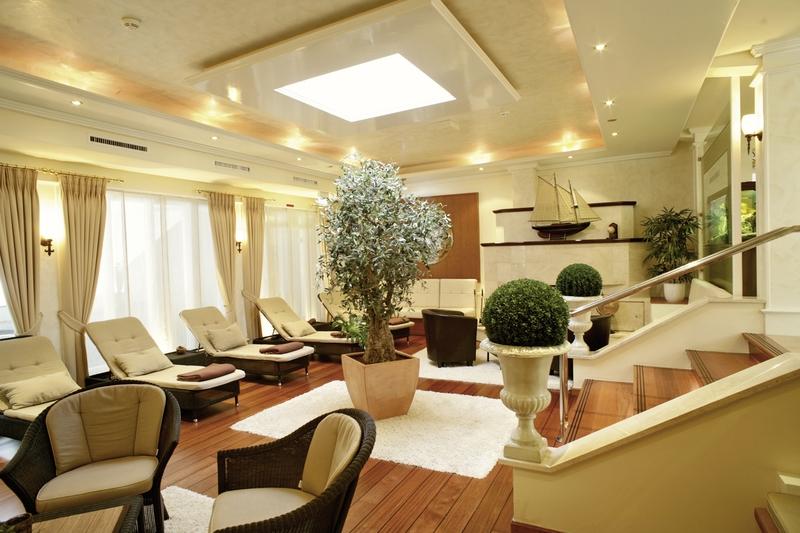 Hanseatischer Hof Lounge/Empfang