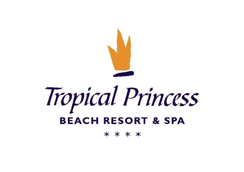 Tropical Princess Beach Resort & SpaLogo