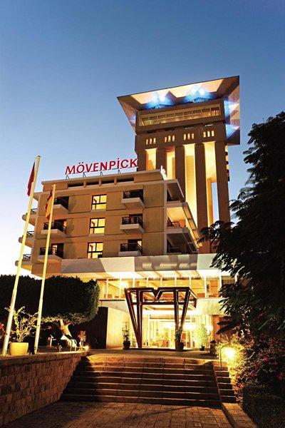 Mövenpick Resort AswanAuߟenaufnahme