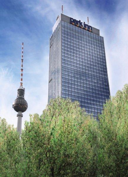 Park Inn by Radisson Berlin-AlexanderplatzAuߟenaufnahme
