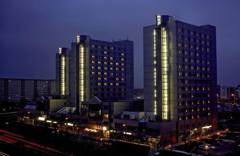 City Hotel Berlin EastAuߟenaufnahme