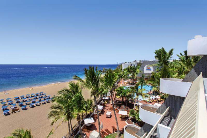 Suite Hotel Fariones PlayaTerasse