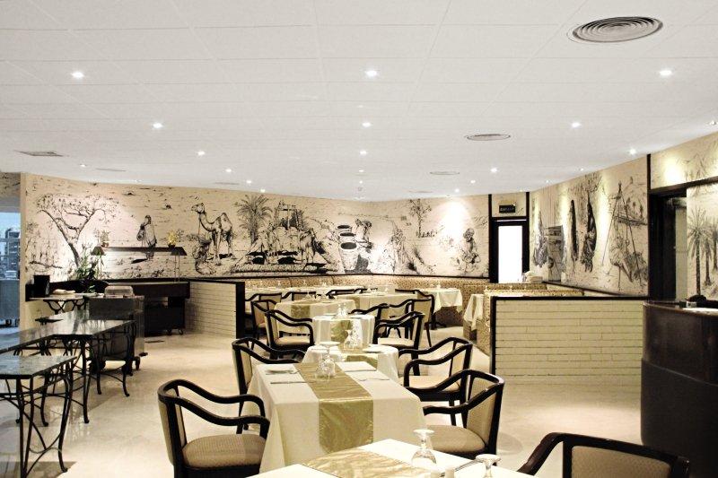Haffa House Muscat Restaurant