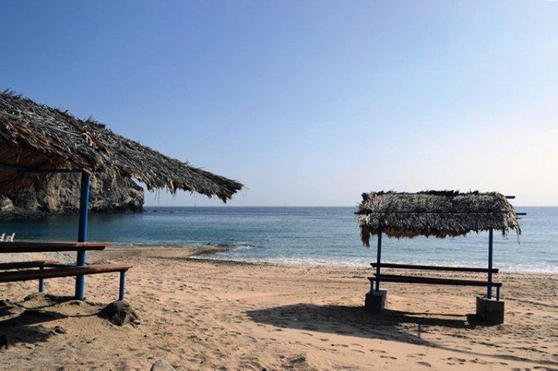 Haffa House Muscat Strand