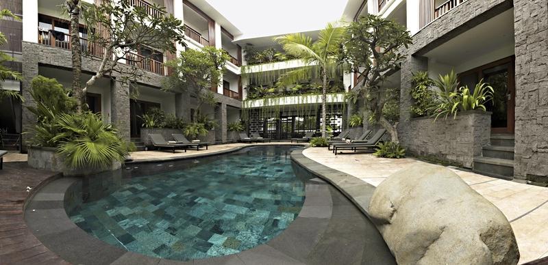 Akana Boutique Hotel Sanur Pool