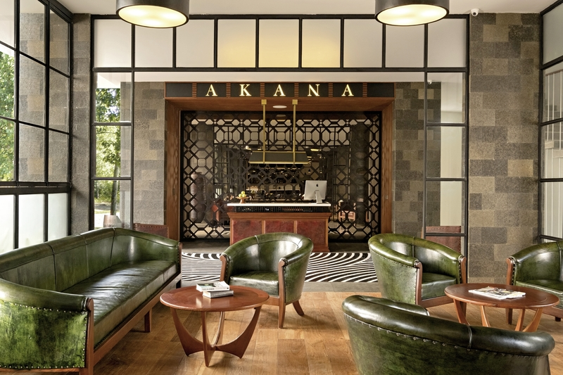 Akana Boutique Hotel Sanur Lounge/Empfang