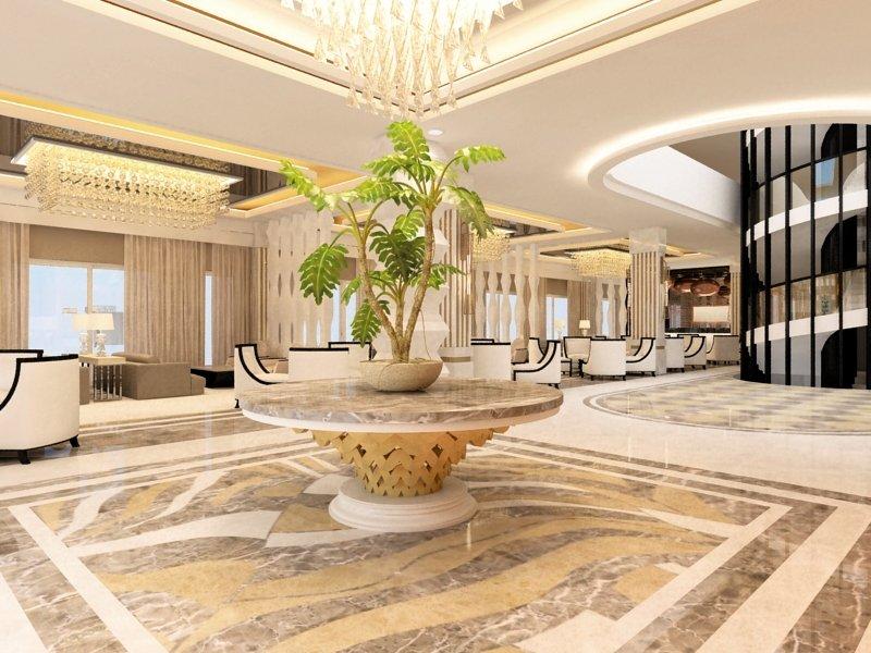 Palm World Resort & Spa Side Lounge/Empfang