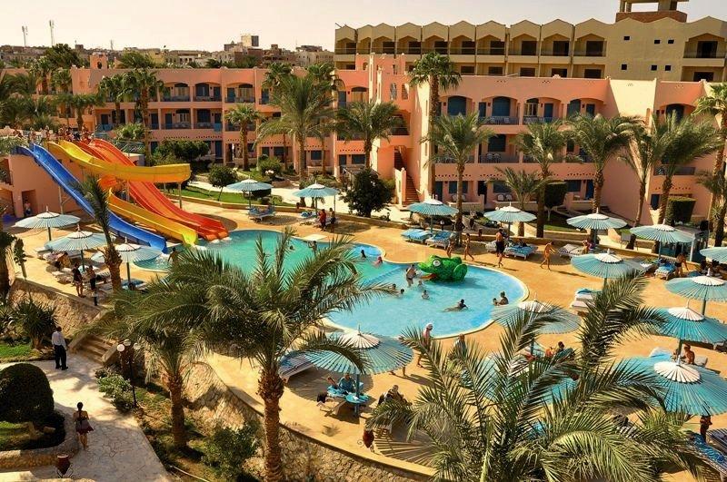 Le Pacha Resort Außenaufnahme