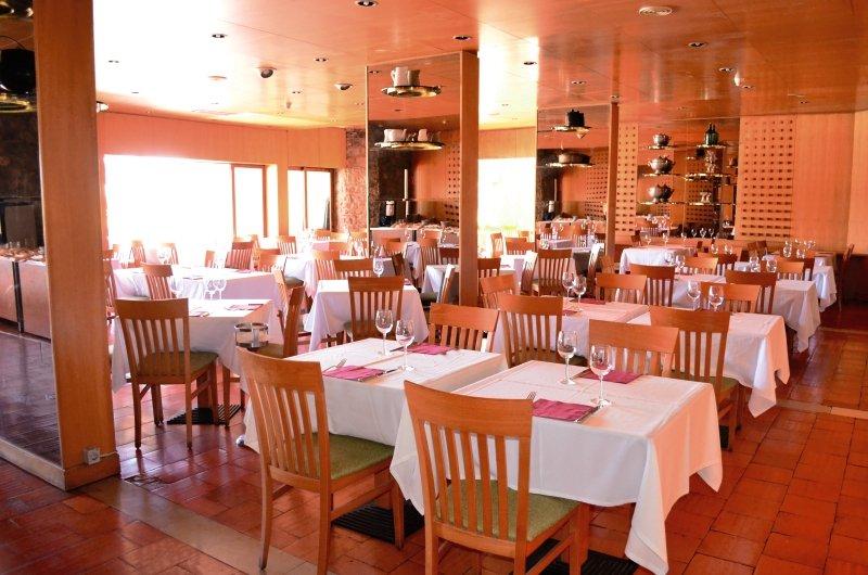Belver Hotel Da Aldeia Restaurant