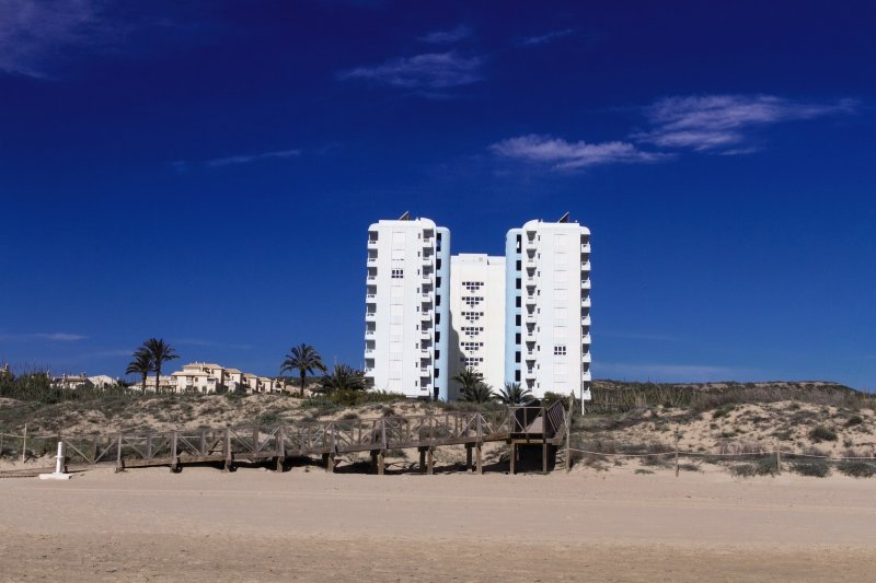 Hotel Playas de Guardamar Außenaufnahme
