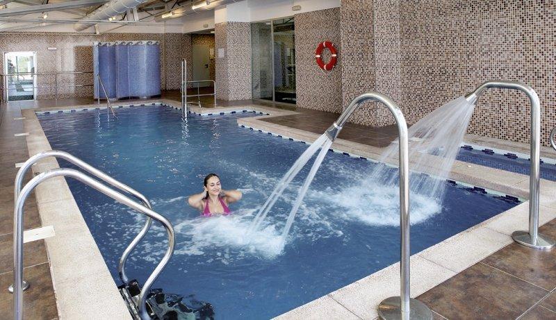 Hotel Playas de Guardamar Hallenbad